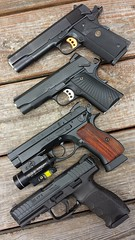 20160428_090445 (Slick_Rick77) Tags: auto hk czech 45 peoples pistol caspian springfield cz armory ro range colt officer compact 1911 9mm koch acp luger heckler parabellum vp9 40sw 40p volkspistole