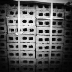 Brick (rustman) Tags: blackandwhite bw square iso3200 grain 11 pinhole worldwidepinholephotographyday 22mm gf1 f128 dynamicblackandwhite panasoniclumixgf1 pinwide wanderlustpinwide