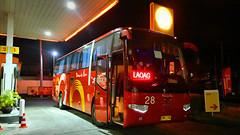 Maria De Leon Trans 28 (III-cocoy22-III) Tags: city bus de maria deluxe philippines super leon 28 trans ilocos laoag norte higer batac