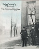 """SE Adrian Lenawee MI 1912 ADRIANS FINEST Police Officers Policemen and THE CAPTAIN outside the City Police Station WOnderful View of Lenawee County Law Enforcement- (UpNorth Memories - Donald (Don) Harrison) Tags: travel usa heritage history tourism st vintage antique michigan postcard memories restaurants hotels trailer roadside upnorth steamship cafes excursion attractions motels mackinac cottages cabins campgrounds city"""" bridge"""" island"""" """"car upnorthmemories rppc wonders"""" """"big """"railroad """"michigan memories"""" mac"""" """"state parks"""" entertainment"""" """"natural harrison"""" """"roadside ferry"""" """"travel """"don """"tourist """"mackinaw puremichigan stops"""" """"upnorth straits"""" ignace"""""""