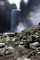 Tamanawas Falls (Catgirrrl) Tags: water oregon hike april mounthood 2016 tamanawasfalls