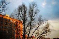 Sunset reflection (KEA60) Tags: fotosondag iskyn fs160424