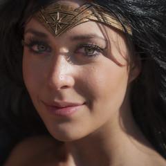 Wonder Woman (R.o.b.e.r.t.o.) Tags: portrait italy rome roma sexy primavera film girl beautiful face comics spring model italia cosplay greeneyes wonderwoman fumetti ritratto cartoons viso ragazza 2016 volto modella occhiverdi romics