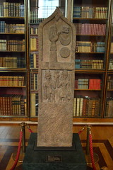 Indian stele (Mr. Russell) Tags: england india london stele britishmuseum