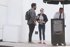 FFN_IMAGE_52039311 FFN_SET_70006171 (robstensimplesmente.amor) Tags: usa sunglasses jeans beverlyhills redshoes blackhat blacktop kristenstewart