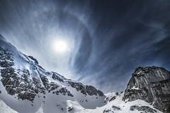 Solar halo (Taarke) Tags: alps julianalps solarhalo canin alpigiulie