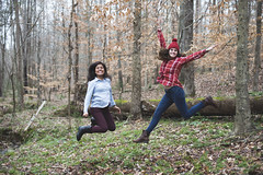 1.366 (chelsikristinephotography) Tags: friends cold jumping wildlife photographers 365 besties 366 jumpology