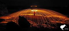 Craig twirling (kiwi john1) Tags: firetwirling