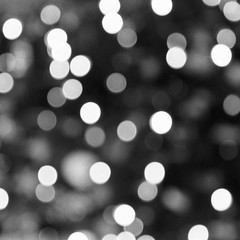 Christmas Balls (SopheNic) Tags: blackandwhite bw film monochrome iso400 ilfordhp5 35mmfilm hp5 ilford selfdeveloped id1111 canonelan7e