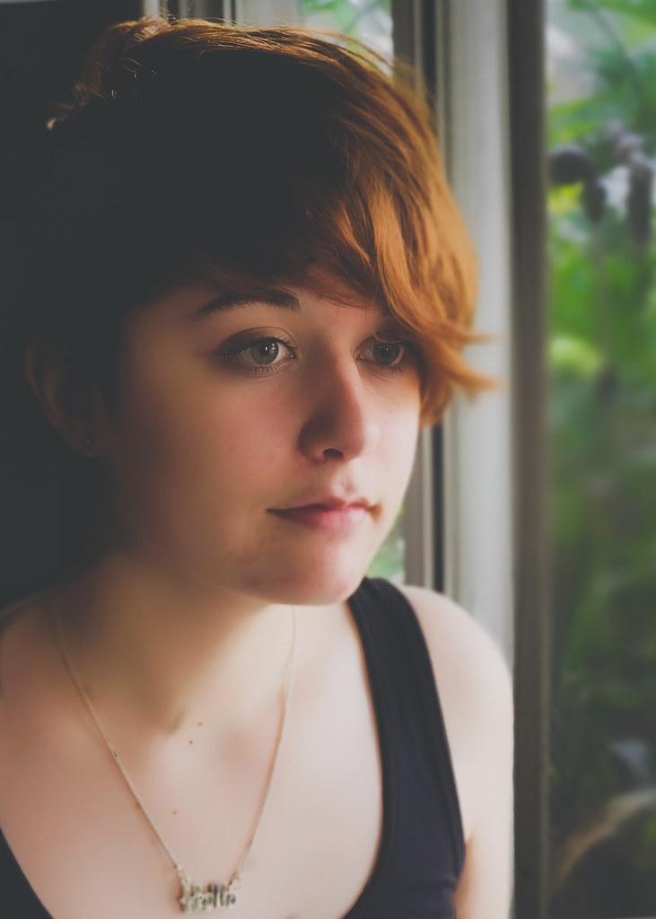 Dazed redhead flickr