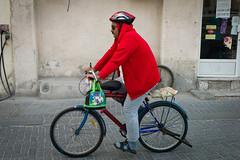 Red 3 (siraf72) Tags: leica red bicycle bahrain streetphotography summicron muharraq