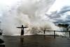 Lake Erie Explosion II (ArchitecturalAfterlife) Tags: abandoned oregon way tyson pennsylvania yo best aurora lincoln johnny mansion joo 2015 johnnyjoophotography