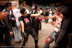 Zombie Walk 2012 (GlauceL) Tags: sopaulo monstros zombiewalk finados glaucelimafotografia