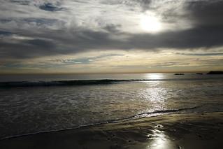 Requisite beach photo