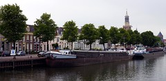Kampen - IJsselkade - Nieuwe toren (Jan Rijpma) Tags: water jan dronten stad ijssel schip schepen ijsselkade rijpma
