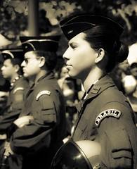 Mulher aviadora militar (Marcio 75) Tags: 50mm mulher militar 50mm18 7desetembro desfilemilitar