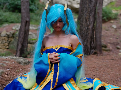 Shooting Sona - League of Legends - Miramas Le Vieux - 2015-12-27- P1260567