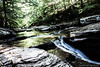 Ricketts Glenn, PA (koral.dawn) Tags: green love water creek forest canon landscape photography rebel waterfall moving woods stream outdoor pennsylvania glenn pa slowshutter ricketts