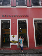 Carnaval 2016, Salvador - In front of the Olodum studio (seralat) Tags: brazil bahia lou salvador pelourinho