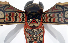 Kwakwaka'wakw Thunderbird Transformation Mask