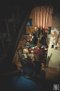 November 9th, 2014 // Mintzkov at a Secret House Show in Belgium // Shot by Lisse Wets87
