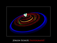 S.O.L.ARShip 1 (BiloraBoy) Tags: lightpainting art germany deutschland nikon kunst indoor bamberg ufo franken jrgen lightart schick d610 lichtkunst solarship