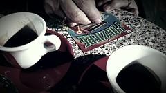 Dopo il caffè ! un grattino non può mancare !!! (carlini.sonia) Tags: bar mano sonia caffè fortuna caffetteria grattaevinci grattino