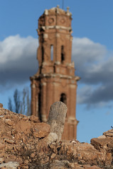 AHS_Belchite08 (alexander h. schulz) Tags: spain memorial ruins war village zaragoza civilwar aragon ghosttown destroyed defence bombed 1937 belchite spanishwar bürgerkrieg