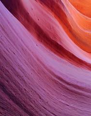 Lower Antelope Canyon, AZ (christinathomas@att.net) Tags: arizona clouds landscape sandstone colorful driving desert cloudy stormy slotcanyon navajotribalpark flashfloods pageaz thecorkscrew lowerantelopecanyon pageazusa