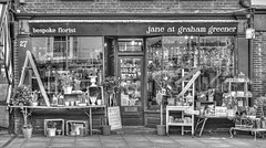 Graham Greener, Whitstable (Aliy) Tags: grahamgreener florist whitstable shop kent floristry flowerseller localshop independentshop window windows