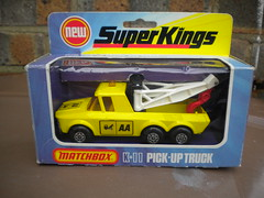 Matchbox Super Kings K11 AA Pick Up Truck 1970's Retro Toy (beetle2001cybergreen) Tags: up truck toy super retro kings pick 1970s aa matchbox k11