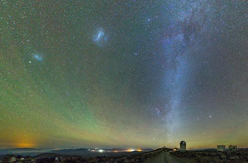 OGLE Warsaw Telescope | Teleskop Warszawski projektu OGLE