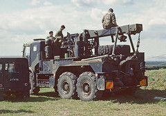 T.J. Neate Copyrighted Photograph (Neatescale) Tags: britisharmy recovery salisburyplain reme aec spta militantmk3