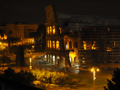 Colosseum at night (inigohrey) Tags: rome colosseum