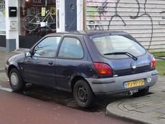 1998 Mazda 121 (harry_nl) Tags: netherlands utrecht nederland 121 mazda 2016 sidecode5 pjft70