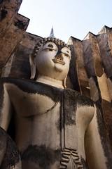 _GRL7756 (TC Yuen) Tags: architecture thailand ruins asia southeastasia buddha unesco worldheritage norththailand ancientcapital