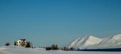 Kaldbakur and the farm (joningic) Tags: winter sky white mountain mountains nature weather iceland kaldbakur northiceland astoundingimage