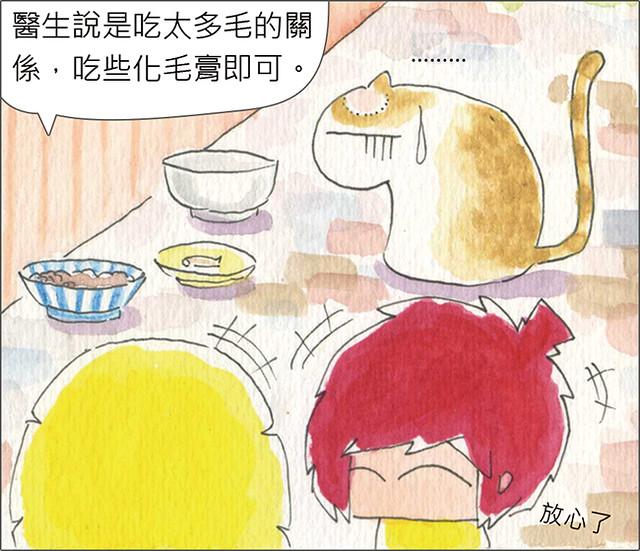 家裡來了一隻貓 化毛膏
