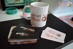 Cartes de visita e Caneca Personalizados (blogumcafeeumamor) Tags: de smug visita caneca carto cartes