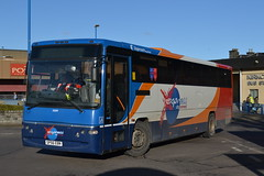 Stagecoach Fife 53259 SP56EBN (Will Swain) Tags: county uk travel bus buses station march scotland fife britain country north transport 4th scottish east vehicles vehicle stagecoach kirkcaldy 2016 53259 sp56ebn