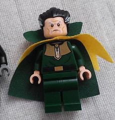possible ras al ghul from 76056 Rescue from Ra's al Ghul (SteelRift Customs Mocs and Reviews) Tags: from rescue dc al lego ras ghul 76056