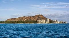 Diamond Head (Oliver Leveritt) Tags: cruise hawaii boat oahu kitlens diamondhead nahokuii afsdxnikkor1855mmf3556gvr oliverleverittphotography nahoku2 nikond7100