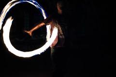 Fire and Smoke (LuciDreaming) Tags: paris night fire bolas poi juggling feu jongle