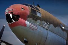 kitty (E-Maxx) Tags: airplane flugzeug avion commando curtiss usaaf honeycat c46d unitedstatesarmyairforce cn32971 sn4477575