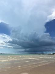 Mindil Beach Storm (kelliejane) Tags: storm nt australia darwin stormcloud northernterritory skycity 2016 mindilbeach kelliejane darwinskycity