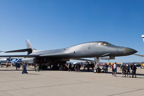 United States Air Force Rockwell B-1B 86-0126