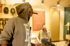 Le Bavar (DirtyBet Entertainment) Tags: france fog french switzerland la theater suisse foggy cigar gale lausanne hip hop rap 221 franais hyne rumeur