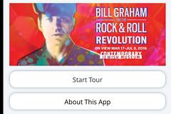 Contemporary Jewish Museum - Bill Graham Rock Roll Revolution app (raluistro) Tags: sanfrancisco people art jewish yerbabuena billgraham contemporaryjewishmuseum