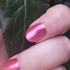 Iona by LCN (Lacquered Nail) Tags: copper lcn duochrome
