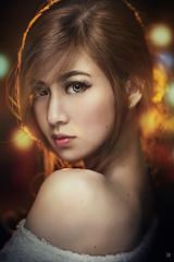 Kim Arcillas (brymanaloto) Tags: lighting portrait sexy beauty closeup asian glamour nikon photoshoot philippines dramatic headshot sensual bm filipina cinematic bellissima metromanila colorgrading weshootpeople nikond610 brymanaloto